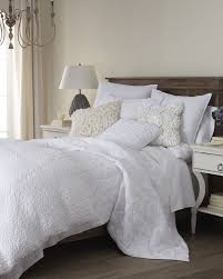 horchow home decor bedding staging pillow arrangement idea my style staging