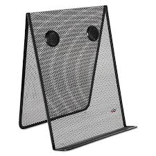 Wire Mesh Desk Accessories by Mesh Document Holder By Rolodex Rolfg9c9500bla Ontimesupplies Com