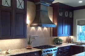 Kitchen Range Hood Designs Kitchen Hood Design Elegant Kitchen Photo In Baltimore With