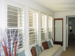 Beautiful Indoor Plantation Shutters Contemporary Interior - Home depot window shutters interior