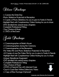quinceanera packages brg photo l la s event photography and videography choice