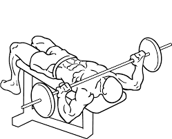 Wide Grip Bench Press For Chest Wide Grip Decline Bench Press Add This Chest Exercise To Your