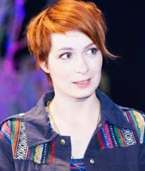 what is felicia day s hair color felicia day supernatural wiki fandom powered by wikia