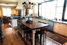 kitchen table island combination kitchen island table combination thecoursecourse co