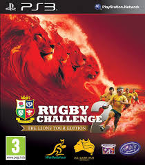 challenge ps3 rugby challenge 2 the lions tour edition ps3 amazon co uk pc