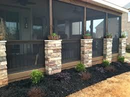 outdoor patio screen panels bathroom captivating garden privacy