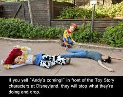 Toy Story Aliens Meme - fact check andy s coming