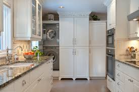 laundry in kitchen ideas country kitchen traditional kitchen denver by