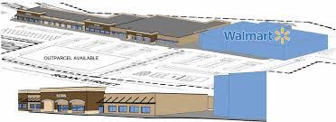 Walmart Supercenter Floor Plan by Johnson City Press Walmart Plans Neighborhood Market For Vacant