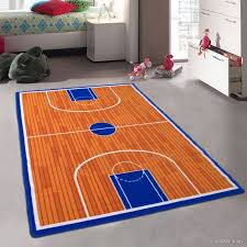 Area Rug For Kids Room by Allstar Kids Baby Room Area Rug Basketball Court For Basketball