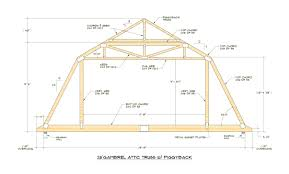 hip roof barn plans exterior 12 16 barn shed plans and gambrel roof also framing a