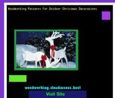 Outdoor Christmas Decorations Wood Patterns by Plywood Christmas Yard Decoration Patterns 102351 Woodworking