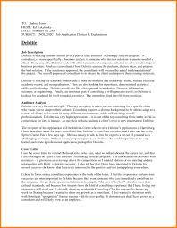 deloitte cover letter cover letter customer remediation spring