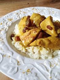 cuisine colombo colombo de poulet à l ananas cuisine food and