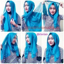 tutorial hijab pashmina tanpa dalaman ninja 6 tutorial hijab segi empat sederhana simpang7 com