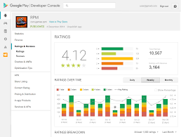 play store developer console adds the ability to report reviews that violate their comment