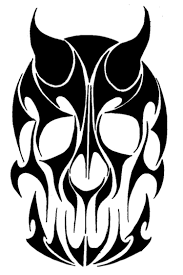 skull tribal drawings tribal skull designs tats