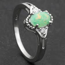 green wedding rings high quality green opal wedding rings for fashion opal rings