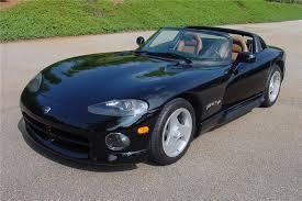 dodge viper rt10 1995 dodge viper rt 10 convertible 112660