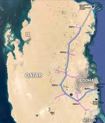 Doha Map Project Map