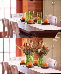 how to layer a thanksgiving centerpiece creative cain cabin