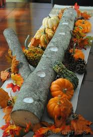 ideas for thanksgiving tabletop and fall decor