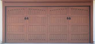 garage door repair rancho cucamonga semi custom garage doors by elegant