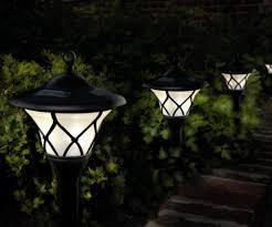 Battery Operated Outdoor Light - lighting outdoor lighting uk superb black outdoor lights