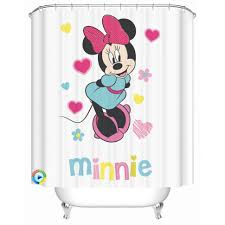 Mini Mouse Curtains by Curtains Curtains Staggering Mickey Mouse Shower Curtain