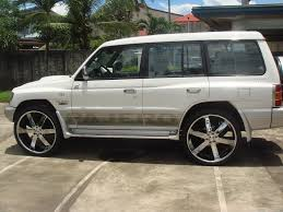 mitsubishi pajero sport modified zix888 2002 mitsubishi pajero specs photos modification info at