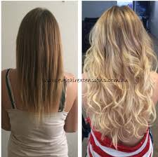 beaded hair extensions microbead hair extensions sydney copper bell hair extensions