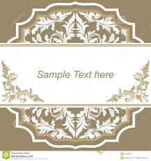 invitation card template stock images image 34723404