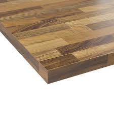 plan de travail cuisine plan de travail cuisine prêt à poser 2m 3m stratifié bois massif