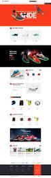 lexus slide website lexus grandesport advanced opencart theme for sport website by
