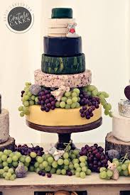 cheese towers couture cakes