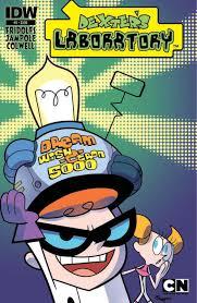 exclusive preview dexter u0027s laboratory 2 comic book preview