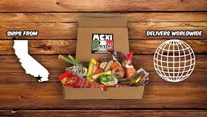 Mexican Gift Basket Mexicrate Home