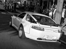 porsche strosek hopewell cruise night modified porsche 928 gts mind over motor