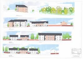 new plans for housing on jutland court site the lochside press