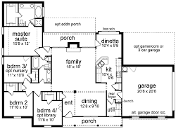 floor plans 2000 square feet 2000 sq ft floor plans house decorations