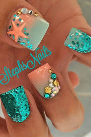 best 25 bright summer nails ideas on pinterest summer nails