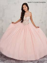light pink quince dresses marys beloving quinceañera dresses