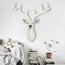 deer home decor online get cheap shelves wall decor aliexpress com alibaba group