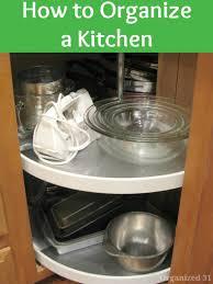how to reorganize a kitchen organized 31