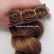 Double Weft Hair Extensions by Micro Beads Weft Hair Extensions Micro Beads Weft Hair Extensions