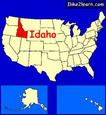 map us idaho where is idaho location of idaho idaho in us map map idaho maps