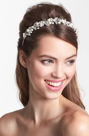wedding hair bands lelet ny bridal hair accessories