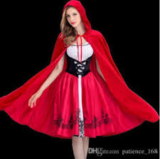 Red Riding Hood Halloween Costumes Red Riding Hood Costume Red Riding