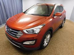 2013 used hyundai santa fe awd 4dr 2 0t sport at north coast auto