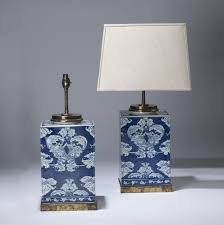 blue and white lamp bases dmdmagazine home interior furniture